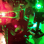 Precision Optical Comb and Spectroscopy